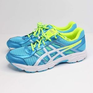 Asics Gel-Contend 4 Women's Blue Athletic Sneakers